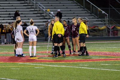2019-10-24 -- Twinsburg Girls Varsity vs Walsh Jesuit Girls Varsity High School Soccer