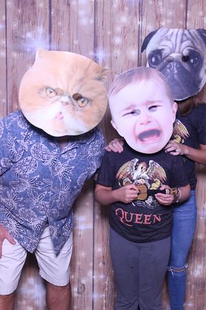 2018-09-28 Rock The Lounge - THe Queen Extravangaza Concert Photo Booth Pics