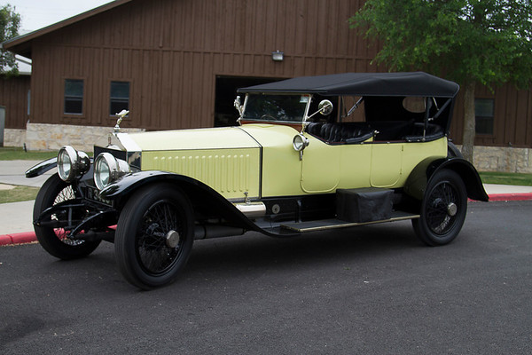 1919 Silver Ghost Laybourn Tourer - 30PP