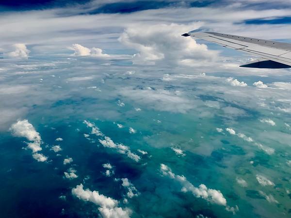 Java: Getting to Borneo, then getting to Bali through Surabaya