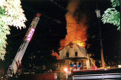 2008 Fires & Events