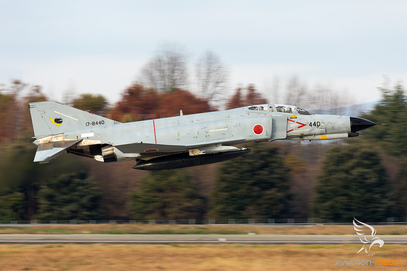 Japan - Air Self Defence Force (JASDF) | McDonnell Douglas F-4EJ Kai | 17-8440