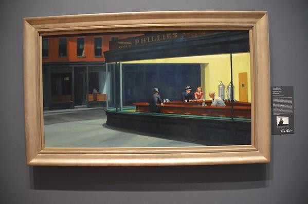 Chicago Art Institute July 2015