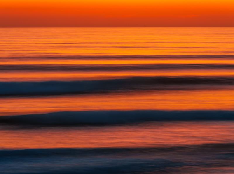 Surf's Up County Line: Malibu Beach Abstract Ocean Art  Elliot McGucken Fuji GFX100 Fine Art Landscape Nature Photography