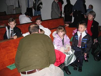 Christmas Play 2004