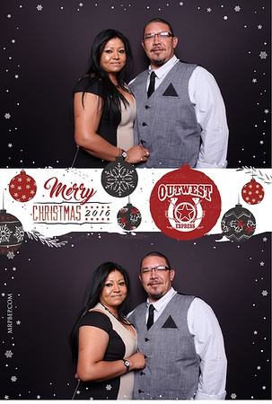 Outwest Express Christmas Party