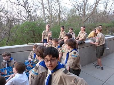 2012 March Troop Meeting