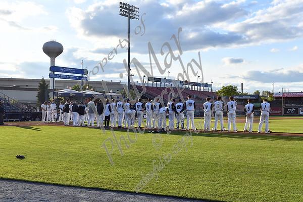 Wyomissing vs Berks Catholic High School Baseball 20 - 21