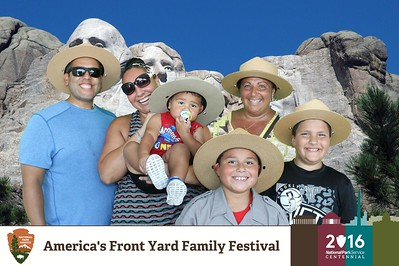 National Park Service's America's Front Yard Family Festival