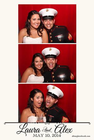 Laura & Alex's Wedding
