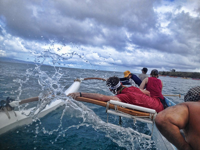 Outrigger Canoes Maui