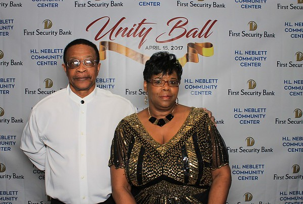 HL Neblett Community Center - Unity Ball - 2017
