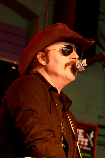 Eddie Spaghetti at the Record Exchange