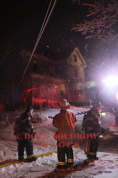 Malden, MA - 2nd Alarm, 52 Lyle Street, 2-24-13