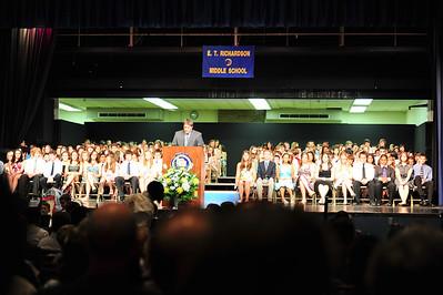 ETR Class of 2011 Graduation