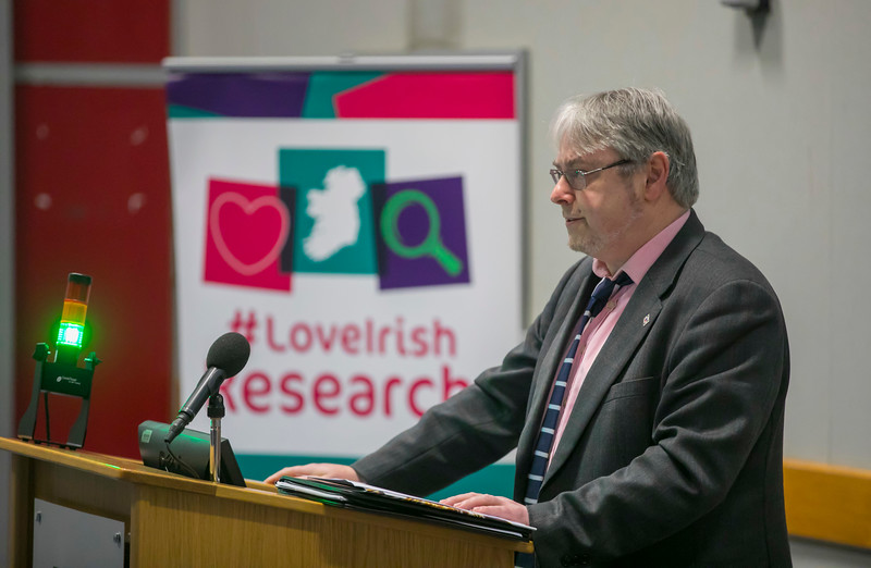 22/02/2018. Research Sparks in Waterford Institute of Technology. Pictured is John Maher. Picture: Patrick Browne