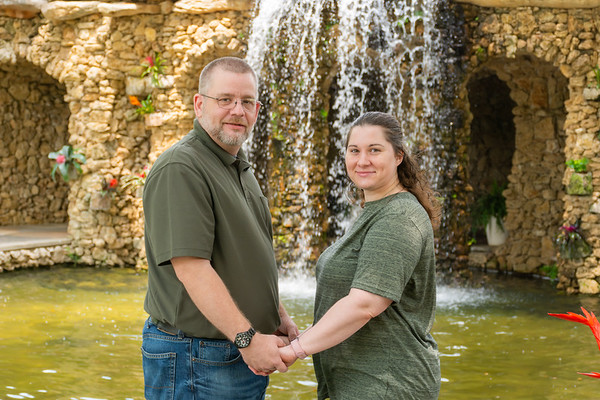 Engagement portraits 4-23-19