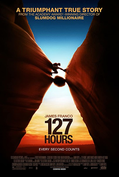 Best Hiking Movies: 127 Hours (2010)