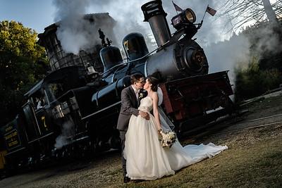 Roaring Camp Railroads - Felton