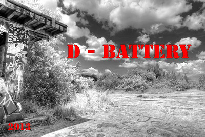 D-Battery Nike Missile