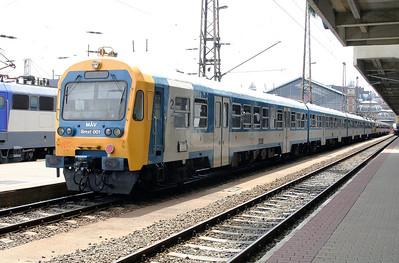 Hungary Class BDVmot