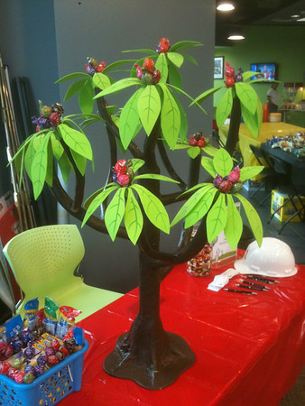 Wounded Warrior Project - Lollipop Tree