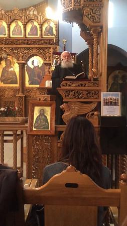 12.20.15 St. Ambrosius, Sermon by Father Nektarios