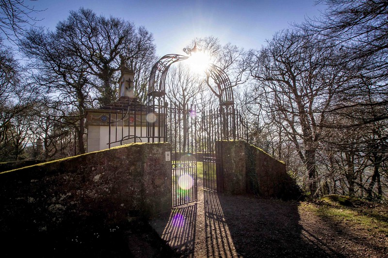 The Kymin Round House & Naval Temple at Monmouth 68
