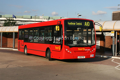 First London (Centrewest) - Single Deckers