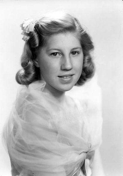 Ulla-Britta 1924 - 2008