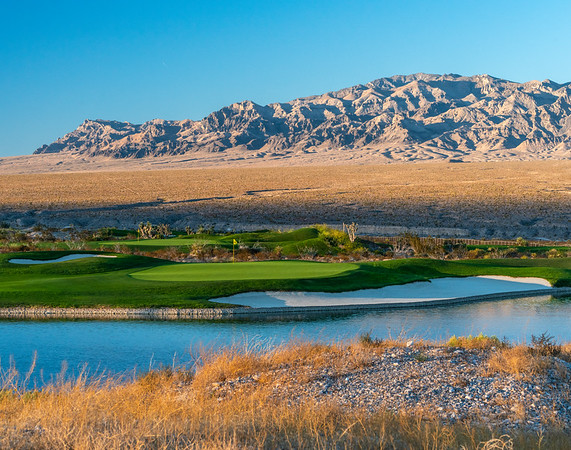 Las Vegas Paiute Golf Resort Photography 2020