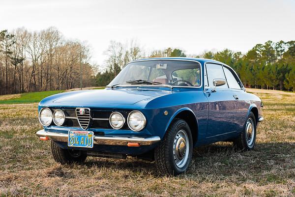 1969 Alfa Romeo GTV - SANDFORD, NC