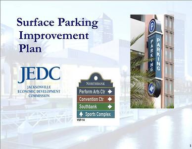 JEDC Parking Proposal