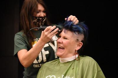 St Baldrick's Victoria 2020 Head Shaving