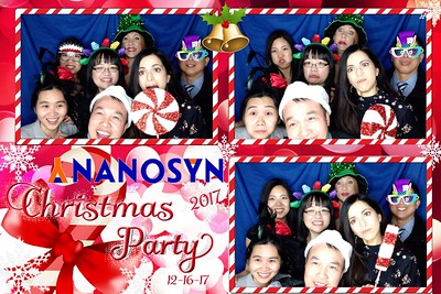 Nanosyn Christmas Party 2017