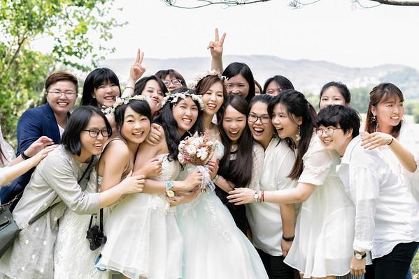 婚禮攝影_新竹黛安莊園_美式風格