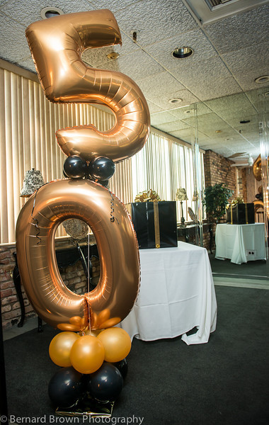 50th Birthday Celebration for James 'Jimo' Morris