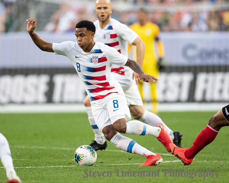 Weston Mckennie #8