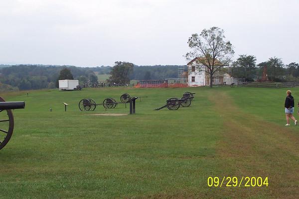 Civil War Battlefields and Sites