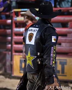 PBR 2015 Last Cowboy Standing - Round 5