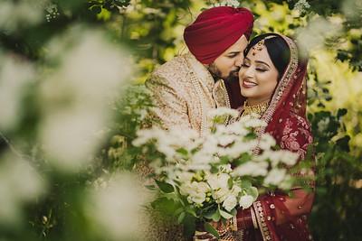 Moni & Andrew Wedding
