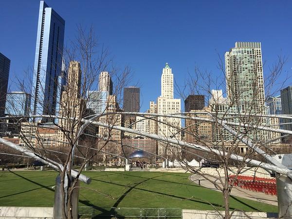 Chicago April 2015