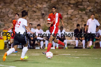Wilson Boys vs Reading High 10/8/2014