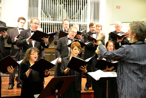 Decade of Song-Carolina Voices' Festival Singers Celebration Honoring Director Hill's 10th Anniversary!