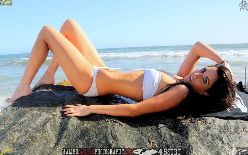 beautiful woman sunset beach swimsuit model 45surf 777.best.book.