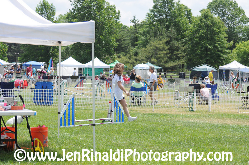 Dog Agility - Freehold - 5/30/09