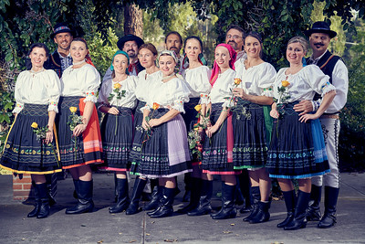 9th Czech, Moravian and Slovak Folklore Festival in San Diego