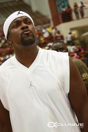 SOSO DEF VS DERRTY ENT. Celebrity Basketball Game (Atlanta, GA)