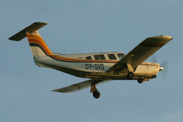 OY-GVD - Piper PA-32RT-300 Lance II
