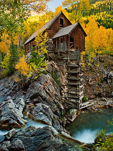 Ghost Towns of Colorado and Utah